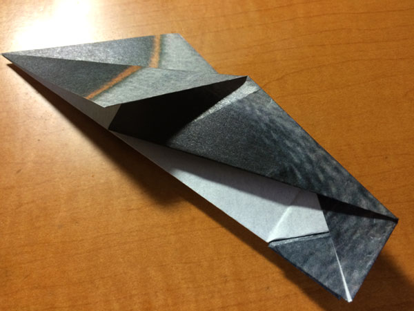 ORIGAMI that Looks Like Real Penguin