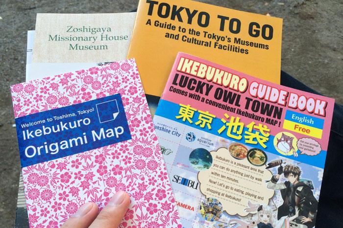 Ikebukuro guide