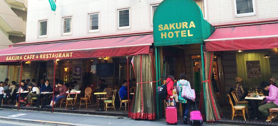 cheap hotel in Tokyo