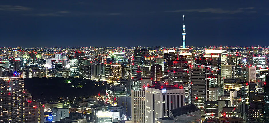 where to live in Tokyo